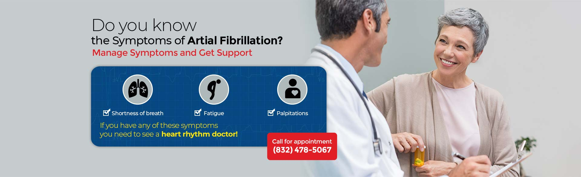 Atrial Fibrillation Manage Symptoms And Get Support